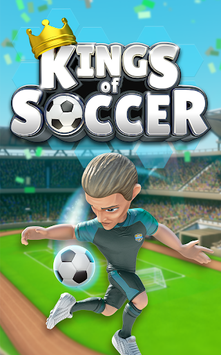 Kings of Soccer (Unreleased)