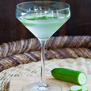 Cucumber Martini Recipes