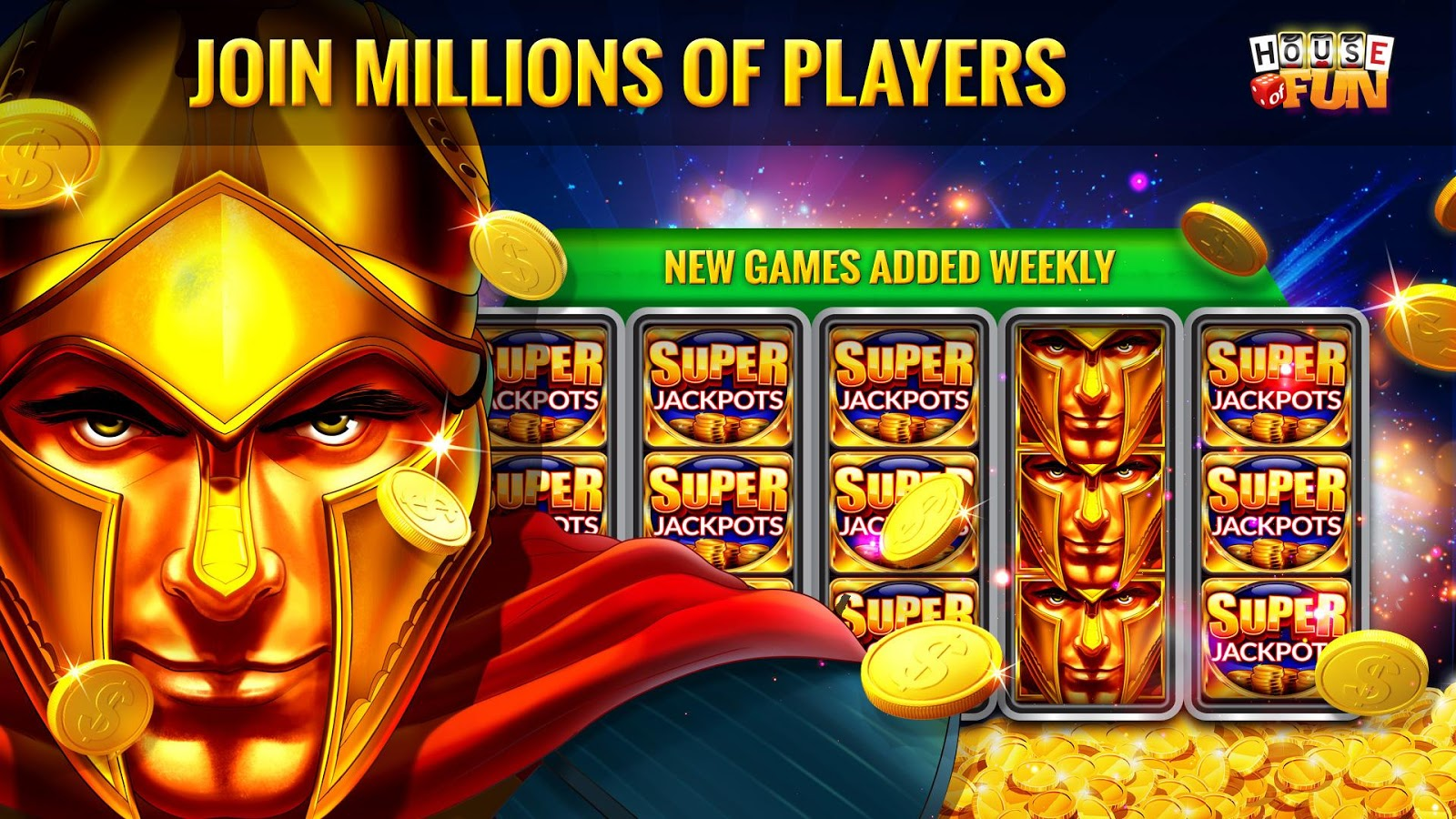House of Fun-Free Casino Slots Screenshot 11
