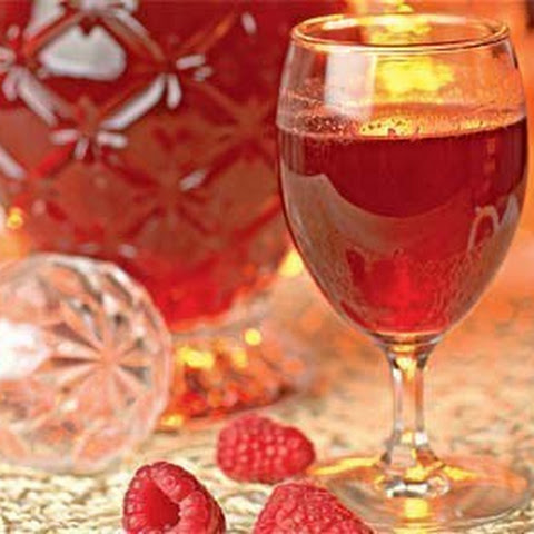 Raspberry Liqueur With Orange
