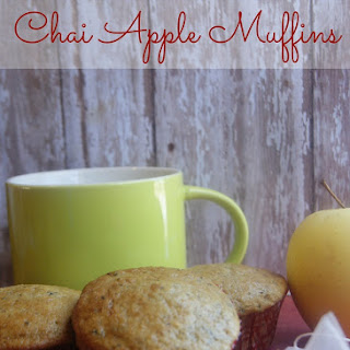 Apple Chai Muffin