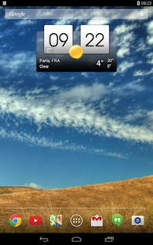 Digital Clock & World Weather APK screenshot thumbnail 9