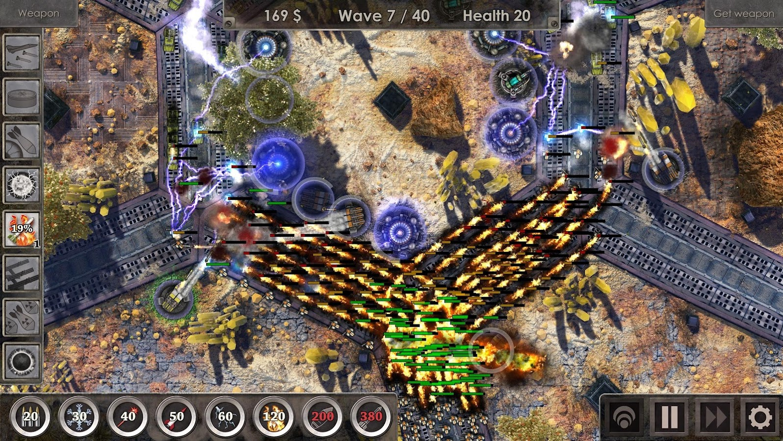 Defense Zone 3 HD Screenshot 6