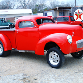 '40 Willys Pickup  1460 by Jim Suter - Transportation Automobiles (  )