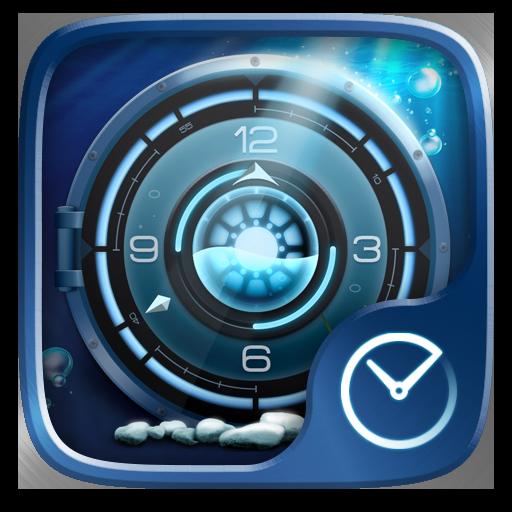 Sunken Vanguard Go Clock Theme (app)
