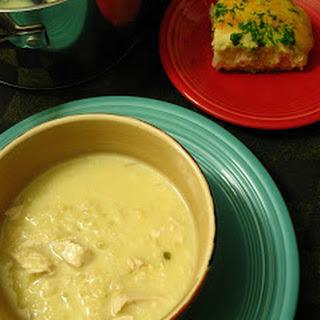 Lemon Rice Soup Recipes