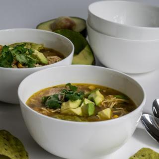 Shredded Chicken Chili Verde Recipes