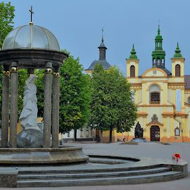 Old city by Tomasz Budziak - City,  Street & Park  Historic Districts ( ukraine, historic district, city )