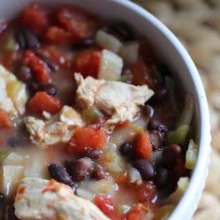Spicy Chicken Chili Crock Pot Recipes