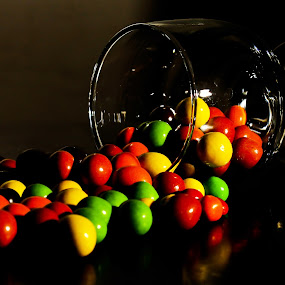 Candy full color by Ruri Irawan - Food & Drink Candy & Dessert