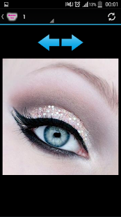 Free Eye Makeup Samples - screenshot