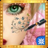 Game Eye Tattoo Design Studio 2017 APK for Kindle