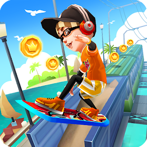 Skate Surfers For PC