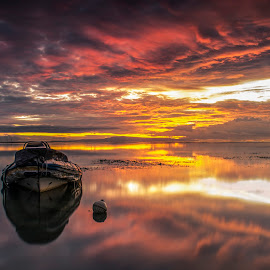 Get fire by Arek Embongan - Landscapes Sunsets & Sunrises