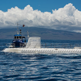by Steven Aicinena - Transportation Boats