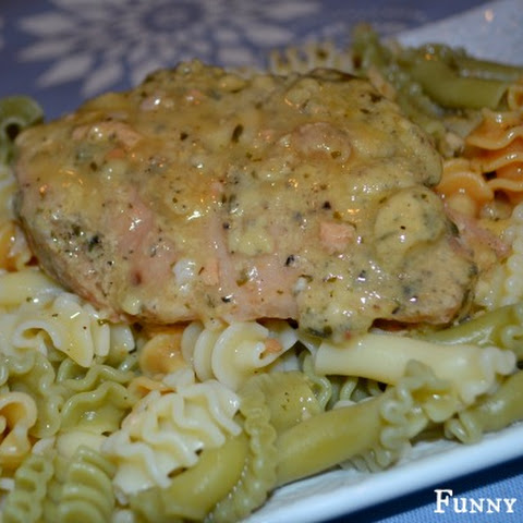 Crock Pot Creamy Ranch Pork Chops