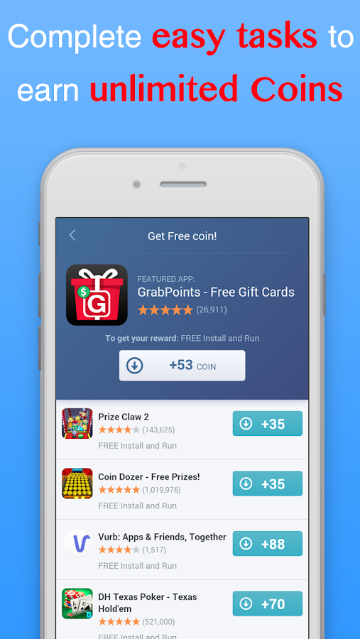 FREE GIFT CARDS! Screenshot 1