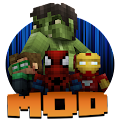 Mod Superhero for Minecraft APK Descargar