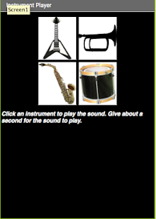 Instrument Sound Player- screenshot thumbnail