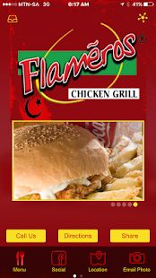 Flameros Chicken Grill - screenshot
