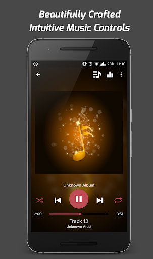Pi Music Player screenshot 3