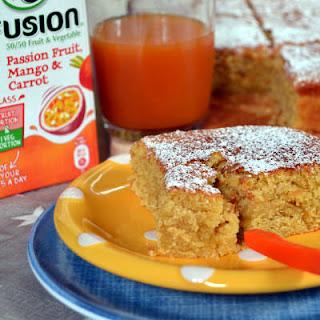 Mango Juice Cake Recipes