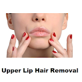 Upper Lip Hair Removal Tips APK icon