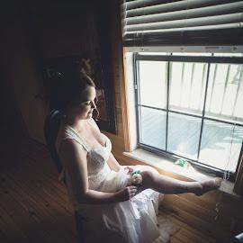 by Terri Cox - Wedding Getting Ready