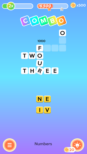 Letter Bounce - Word Puzzles For PC