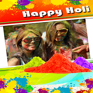 Download Wish Happy Holi with Happy Holi Collage Maker For PC Windows and Mac