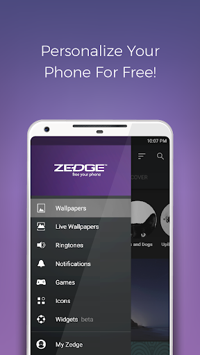ZEDGE Ringtones amp Wallpapers For PC