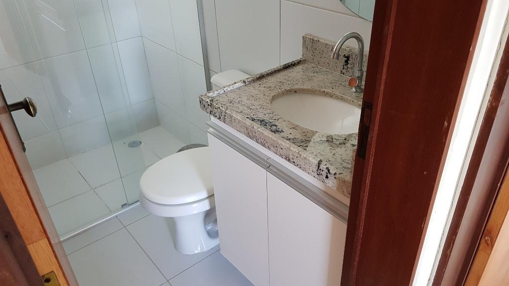 Apartamento com 2 dormitórios à venda, 62 m² por R$ 180.000 - Jardim Oceania - João Pessoa/PB