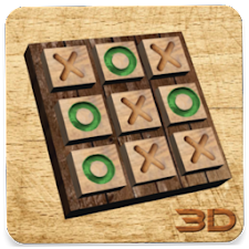 Wood Tac Toe