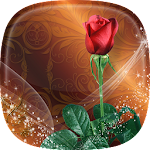 Roses Live Wallpaper ? Rose Backgrounds Icon