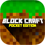 BlockCraft Pocket Edition FREE MOD Icon