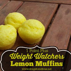 Weight Watchers Lemon Muffins (1 Point Plus)