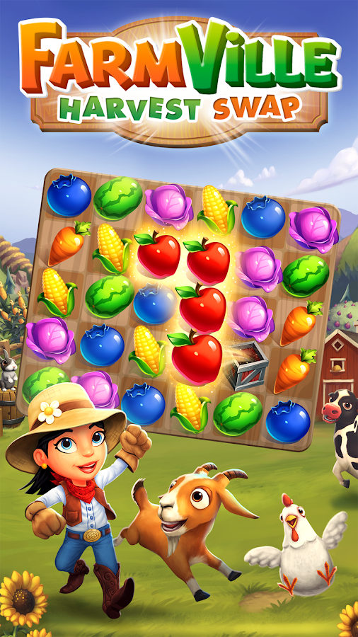 FarmVille: Harvest Swap Screenshot 4