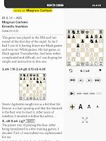 Screenshot of New In Chess