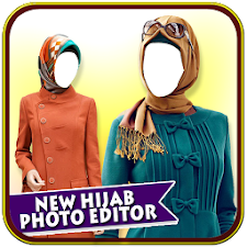 Hijab Women Photo Editor New