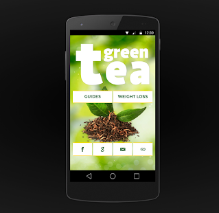 Green Tea for Weight Loss - screenshot
