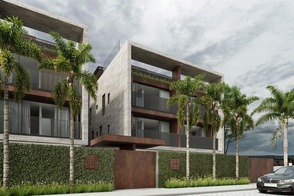 Apartamento com 3 dormitórios à venda, 126 m² por R$ 498.659 - Bessa - João Pessoa/PB