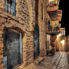 Jaffa by Dong Leoj - City,  Street & Park  Neighborhoods ( city )