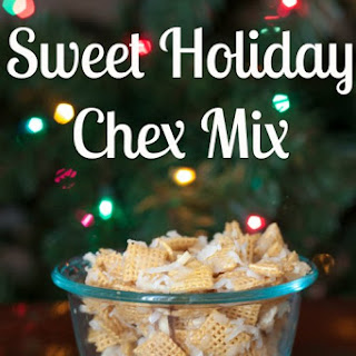 Sweet Chex Mix With Corn Syrup Recipes