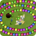Jungle Marble Blast APK for Bluestacks