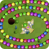 Game Jungle Marble Blast version 2015 APK