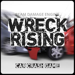 Cover art WreckRising: Car Crash Game