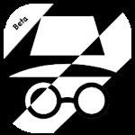 Incognito Browser Beta fast & private & anonymous Icon
