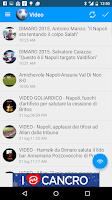 Screenshot of NapoliGoal