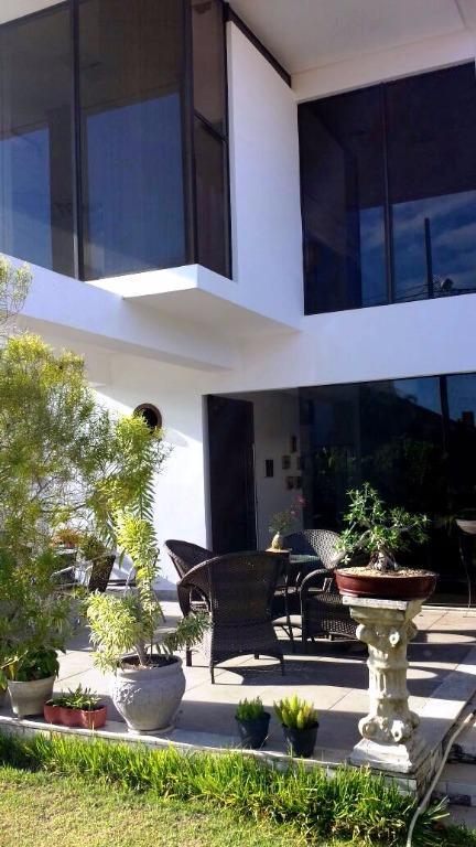 Casa residencial à venda, Altiplano Cabo Branco, João Pessoa - CA1341.