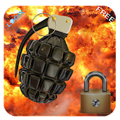 Grenade Screen lock